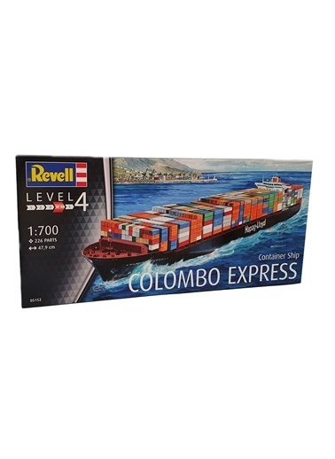 Revell  Maket Seti Colombo Express 05152 Renkli